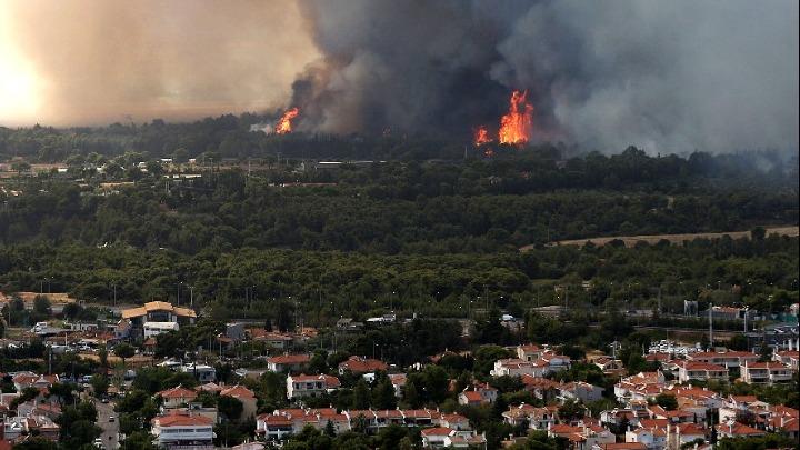 ΥΠΟΙΚ: Πιστώνονται 1.640.092,03 ευρώ σε 422 δικαιούχους πυρόπληκτους