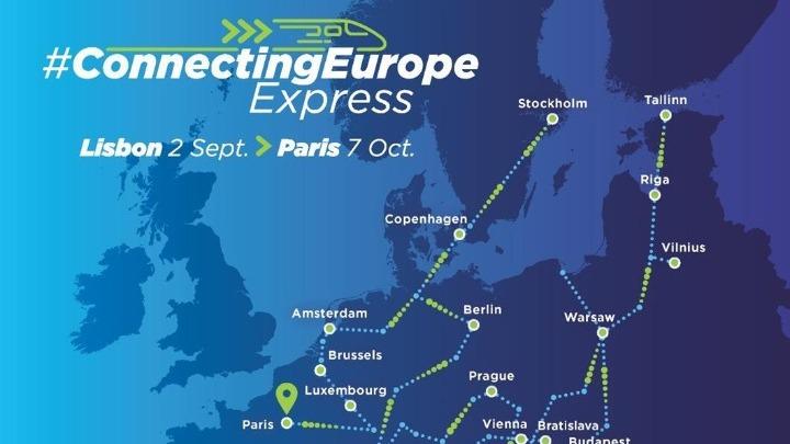 Στις 14/9 στην Ελλάδα το τρένο «Connecting Europe Express»