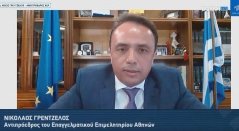 Τοποθέτηση Αντιπρόεδρου Ε.Ε.Α. Ν. Γρέντζελου στη Βουλή για τις αλλαγές στα διπλώματα οδήγησης