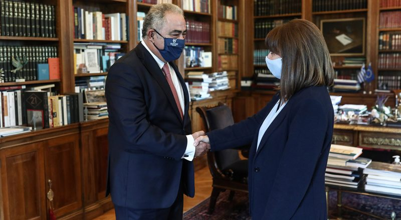 """Απονομή των βραβείων """"Βιώσιμης –Καινοτόμου & Υπεύθυνης Επιχειρηματικότητας"""" του Ε.Ε.Α. την 1η Νοεμβρίου παρουσία της Προέδρου της Δημοκρατίας"""